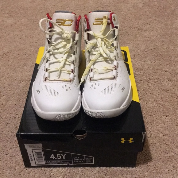 Steph curry curry 2 youth 4.5 USA Sneakers a9ed1d370